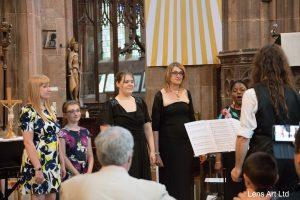 UMCM Singers at St John's